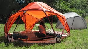 slingfin tent - orange